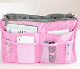 Travel Packing Bag Pink